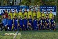 JOMA CUP VLADIVOSTOK - 2011