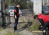 Петр Андрианов и Иван Печерица