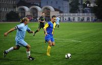 В атаке Игорь Федореев
