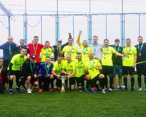 Кубок г.Владивостока по футболу 2019. Финал. Амикс - Викинг 1-6