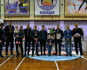 Награждение мини-футбольного сезона 2018-2019