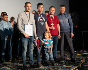 Награждение по итогам сезона 2019