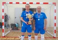 ветераны мини-футбол
