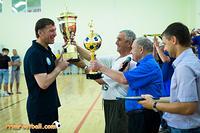 Финал кубка Приморского края 2013. ЛуТЭК - Океан 3:1