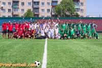Все участники. «Кожаный мяч» Приморский край старшая группа 2013
