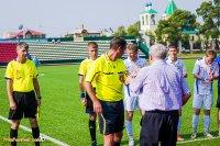 Кубок Приморского края остался в Лучегорске