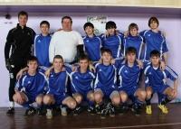Футбольная команда Университет Владивосток 2010
