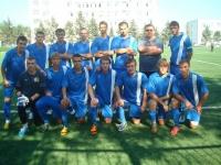 Футбольная команда Университет Владивосток